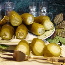Ogórek faszerowany kapustą - Węgierskie Przetwory