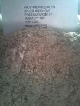 Mąka Żytnia typ 720, typ 2000 Razowa, pszenna Graham typ 2000