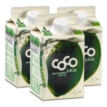 naturalna woda kokosowa