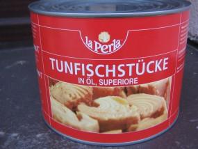 Tuńczyk kawałki w oleju