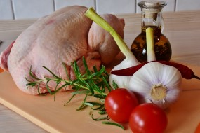Mięso drobiowe kurczak, indyk