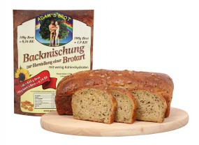 Chleb Adama z mąki migdałowej