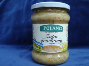 Zupa  koszerna grochowa  zagęszczona wegetariańska 460 g