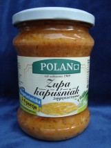Zupa koszerna kapuśniak zagęszczona wegetariańska 460 g
