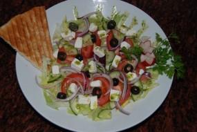 Świeże i zdrowe sałatki