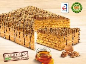 Torty miodowe MARLENKA® klasyczny, z kakao, cytrynowy