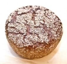 Chleb Żytni Razowy Bakaliowy Bio Figa/Daktyl