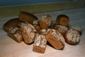 Chleb Bio z Płalskurki Na zakwasie