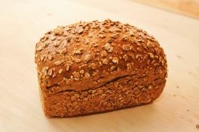 Chleb Żytni Razowy Bio Na zakwasie