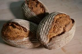 Chleb mieszany pszenno żytni Bio 50/50