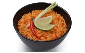 Ryż ze słodkim chili i limetką