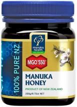 Miód Manuka MGO 550+ Najwyższa zawartość methylglyoxalu
