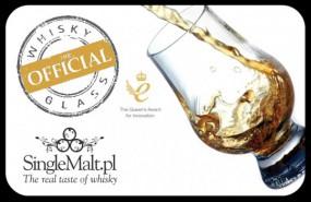 Kieliszki, szklanki do whisky Glencairn Glass