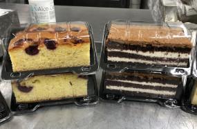 Ciasto pakowane sztukowe Ciasta paczkowane