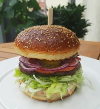 Hamburger Classic / frytki gratis